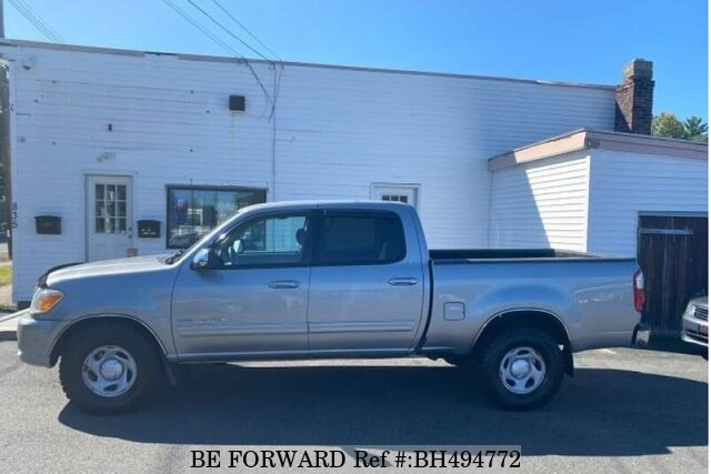 Used 2006 TOYOTA TUNDRA BH494772 for Sale