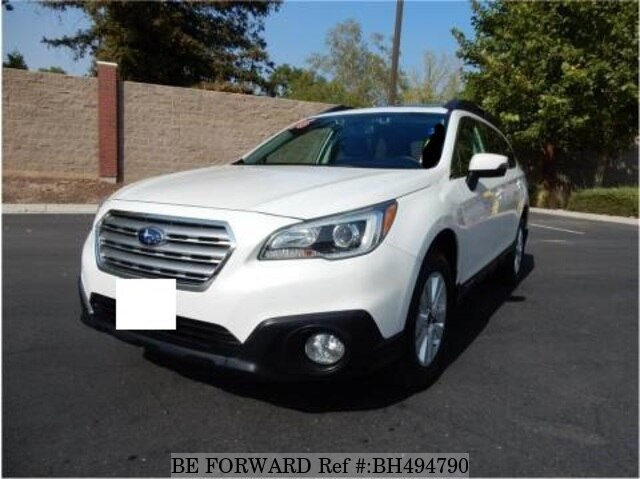 Used 2016 SUBARU OUTBACK BH494790 for Sale