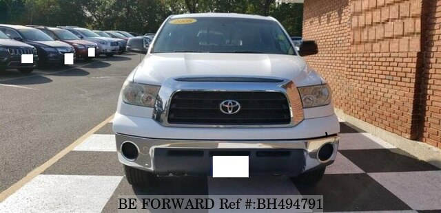 Used 2008 TOYOTA TUNDRA BH494791 for Sale