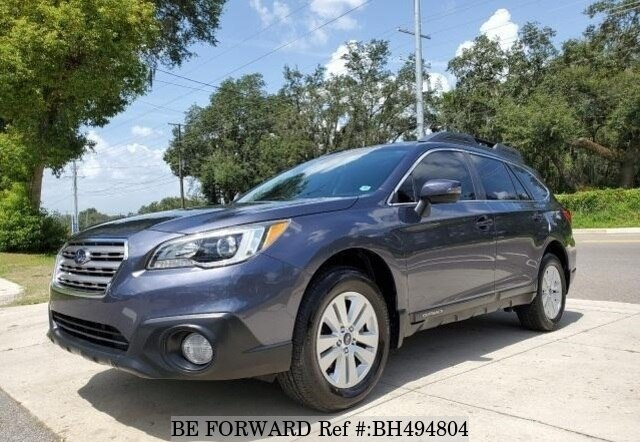 Used 2015 SUBARU OUTBACK BH494804 for Sale
