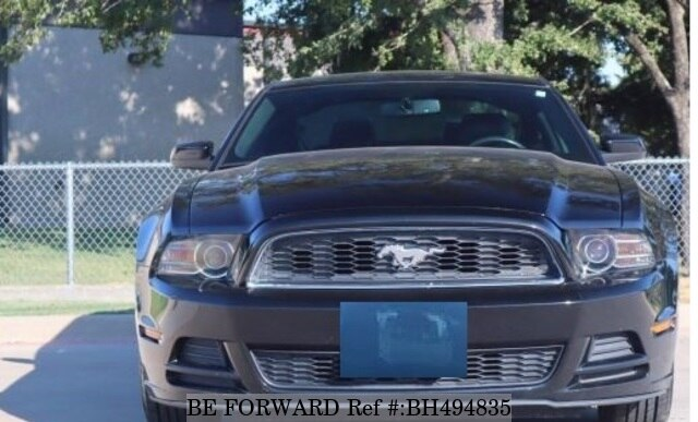 Used 2014 FORD MUSTANG BH494835 for Sale