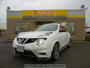 Used 2015 NISSAN JUKE BH494857 for Sale