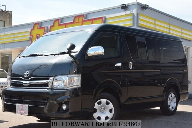 Used 2013 TOYOTA HIACE WAGON BH494862 for Sale