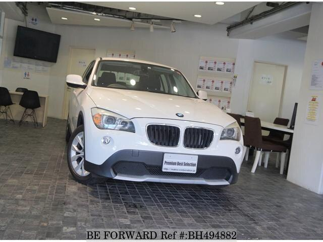 Used 2010 BMW X1 BH494882 for Sale