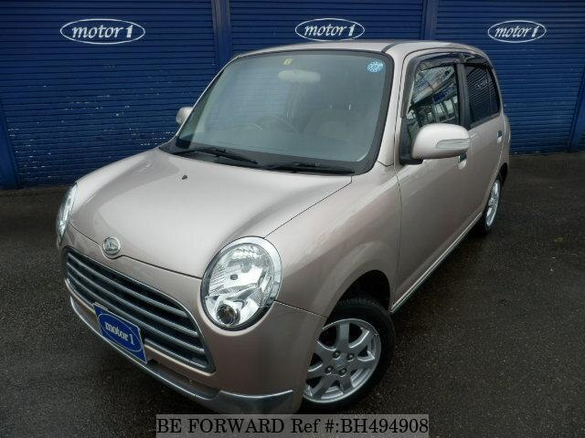 Used 2005 DAIHATSU MIRAGINO BH494908 for Sale