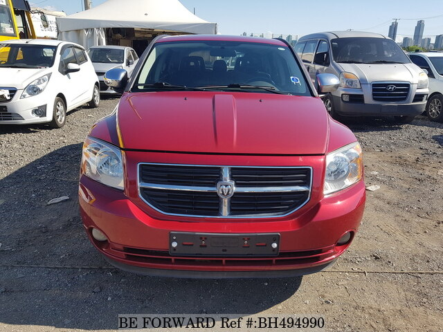 Used 2009 DODGE CALIBER BH494990 for Sale