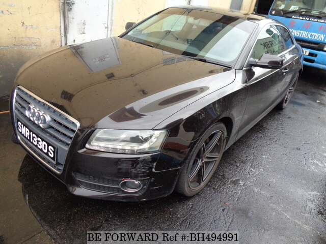 Used 2010 AUDI A5 BH494991 for Sale