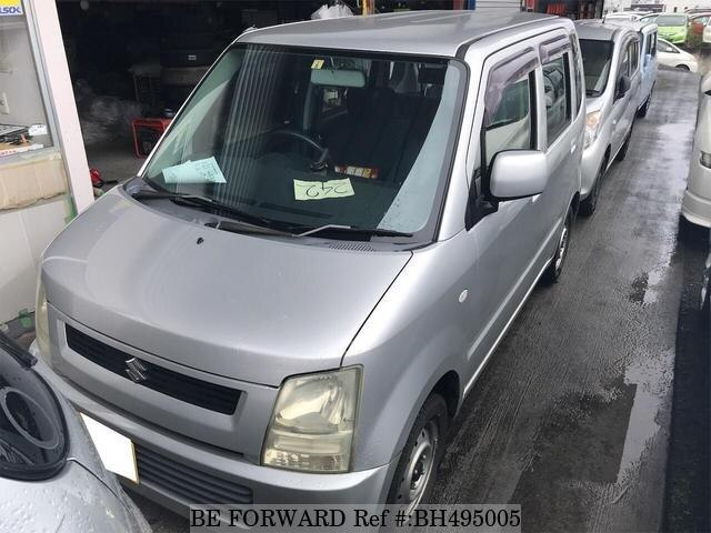 Used 2004 SUZUKI WAGON R BH495005 for Sale