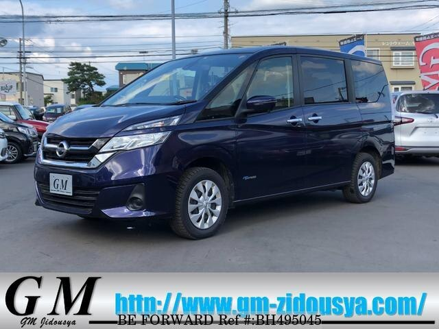 Used 2018 NISSAN SERENA BH495045 for Sale