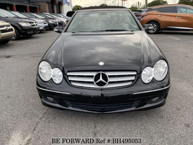 Used 2008 MERCEDES-BENZ CLK-CLASS BH495053 for Sale