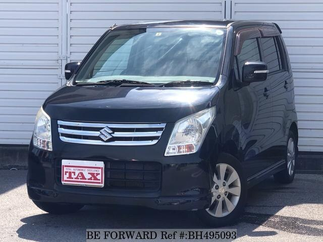 Used 2009 SUZUKI WAGON R BH495093 for Sale