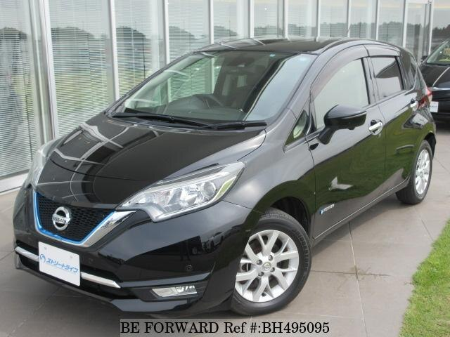 Used 2016 NISSAN NOTE BH495095 for Sale