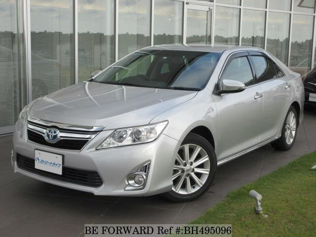 Used 2012 TOYOTA CAMRY BH495096 for Sale