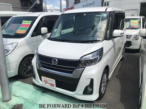 Used 2018 NISSAN DAYZ ROOX BH495100 for Sale