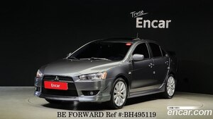 Used 2010 MITSUBISHI LANCER BH495119 for Sale