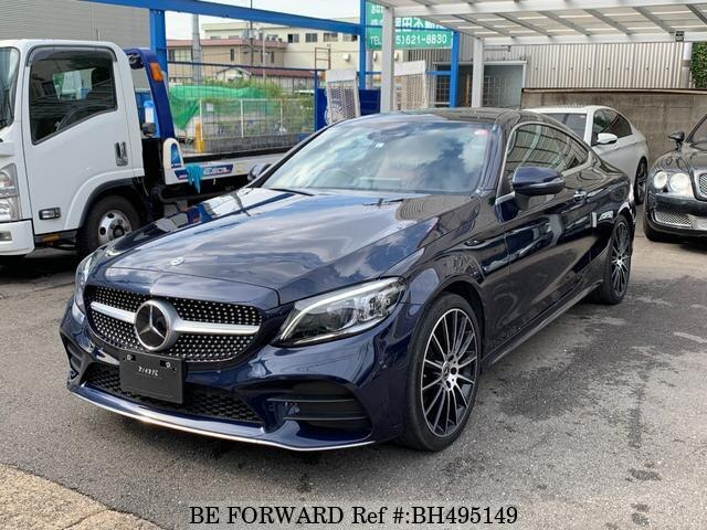 Used 2019 MERCEDES-BENZ C-CLASS BH495149 for Sale