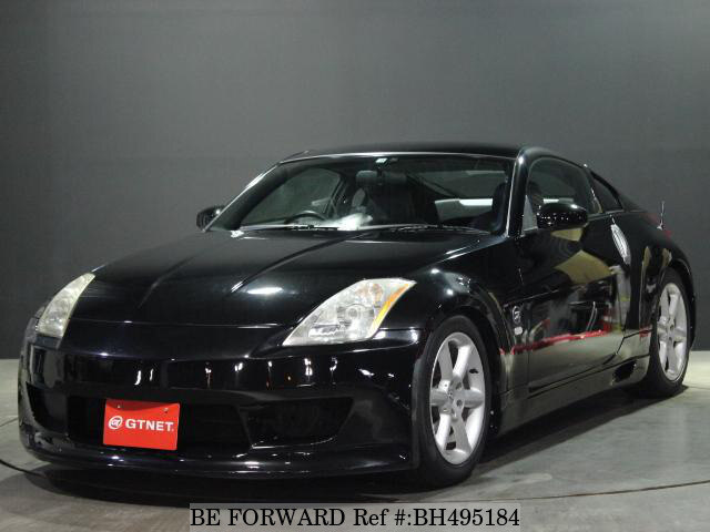 Used 2003 NISSAN FAIRLADY BH495184 for Sale