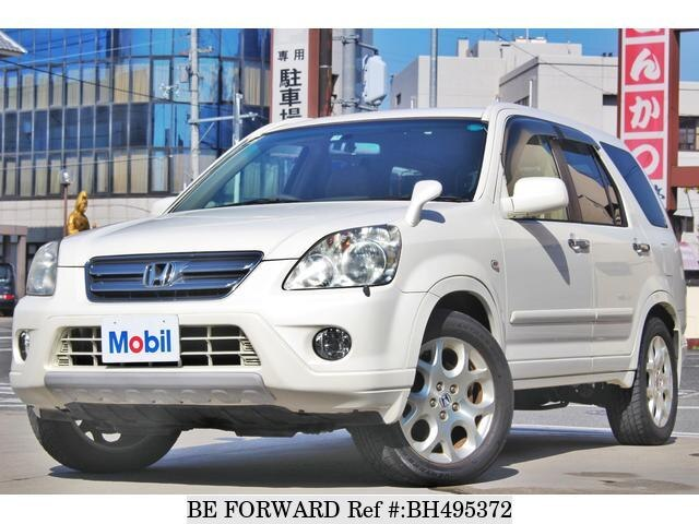 Used 2005 HONDA CR-V BH495372 for Sale