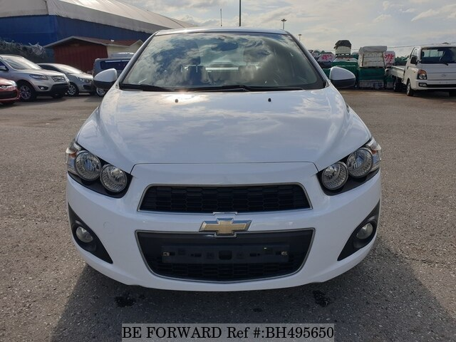 Used 2012 CHEVROLET AVEO BH495650 for Sale