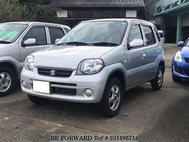 Used 2007 SUZUKI KEI BH495714 for Sale
