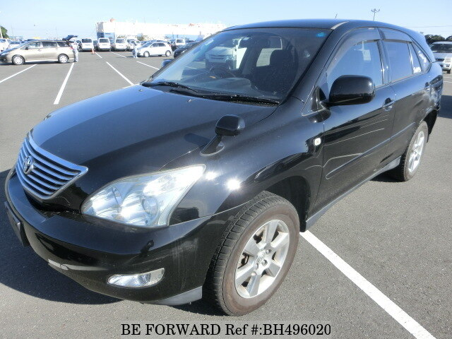 Used 2006 TOYOTA HARRIER BH496020 for Sale