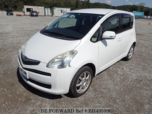 Used 2007 TOYOTA RACTIS BH495996 for Sale