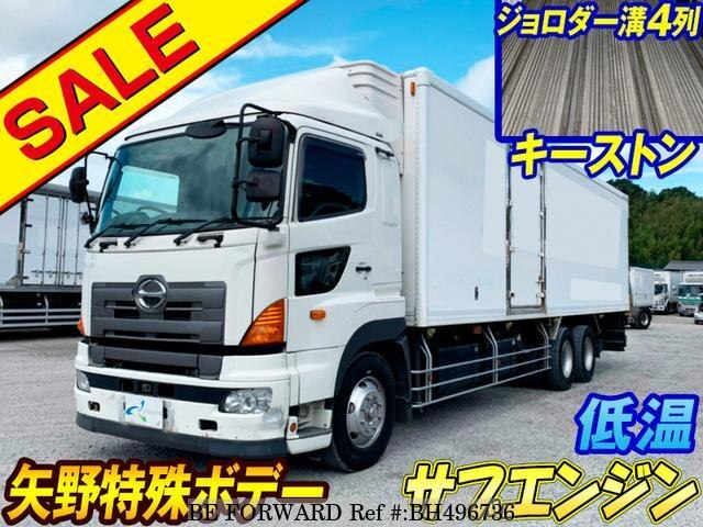 Used 2009 HINO PROFIA BH496736 for Sale