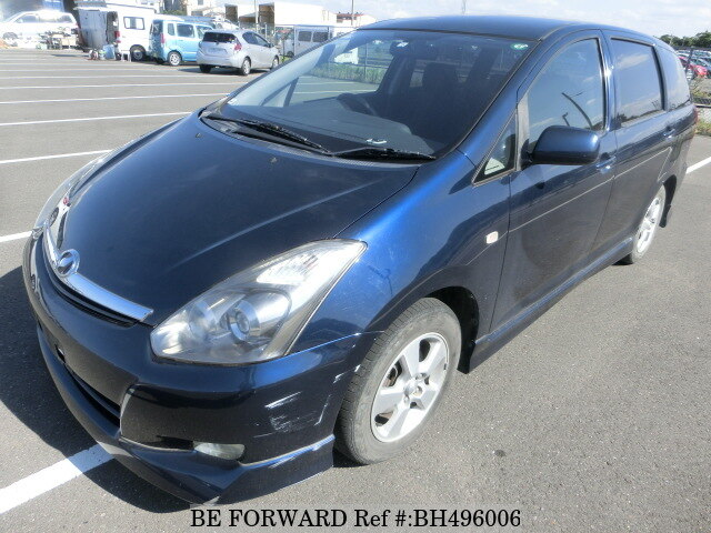 Used 2008 TOYOTA WISH BH496006 for Sale