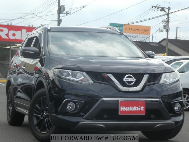Used 2016 NISSAN X-TRAIL BH496756 for Sale
