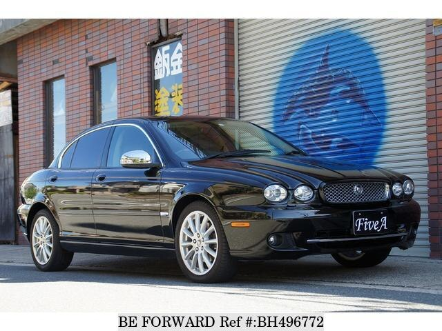 Used 2008 JAGUAR X-TYPE BH496772 for Sale
