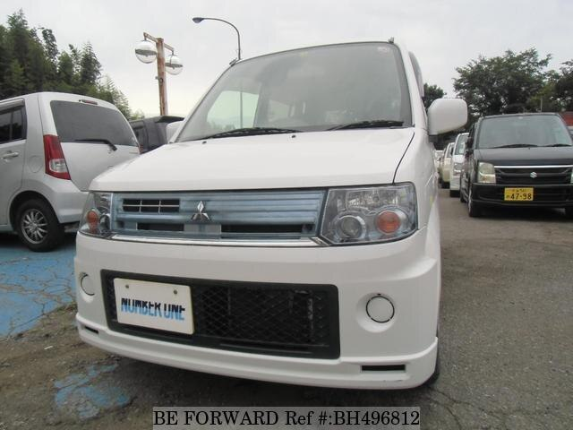 Used 2008 MITSUBISHI TOPPO BH496812 for Sale