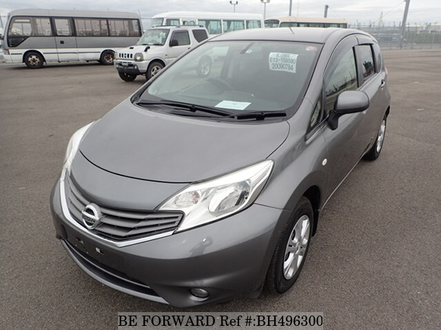 Used 2013 NISSAN NOTE BH496300 for Sale