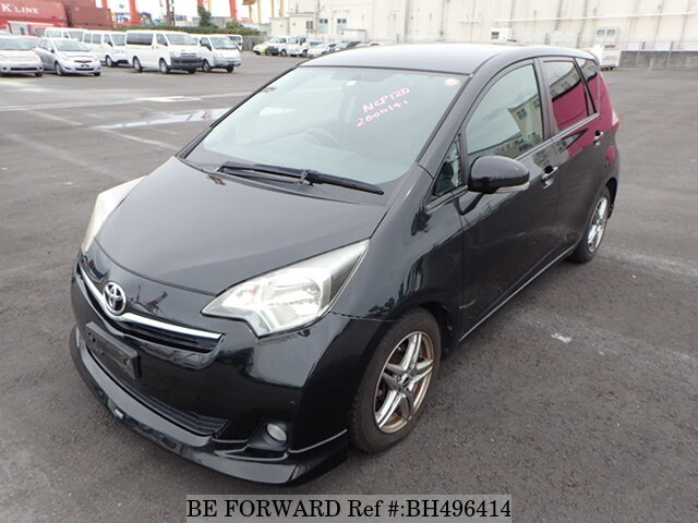 Used 2010 TOYOTA RACTIS BH496414 for Sale