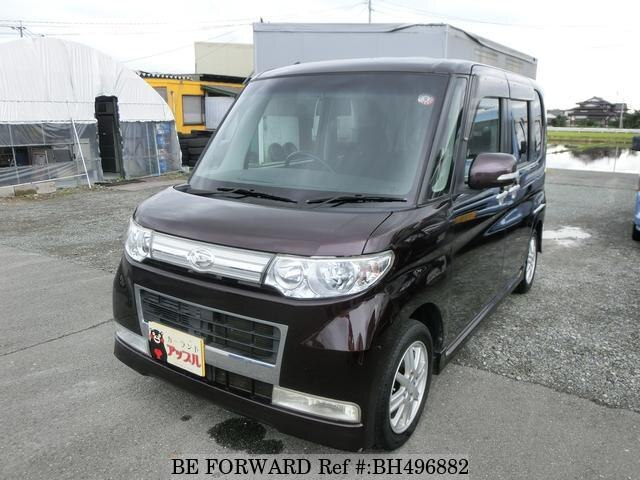 Used 2010 DAIHATSU TANTO BH496882 for Sale
