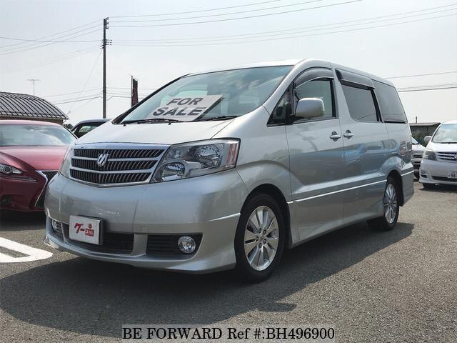 Used 2003 TOYOTA ALPHARD BH496900 for Sale
