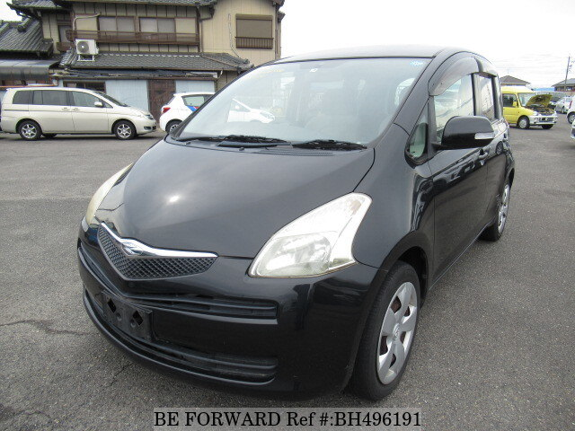 Used 2007 TOYOTA RACTIS BH496191 for Sale