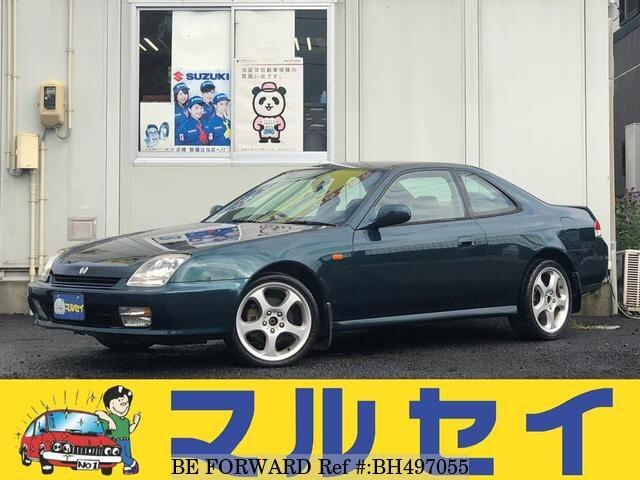 Used 1997 HONDA PRELUDE BH497055 for Sale