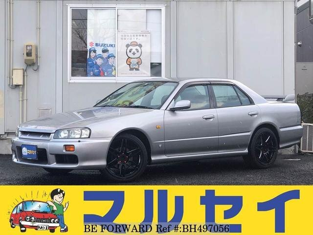 Used 2000 NISSAN SKYLINE BH497056 for Sale