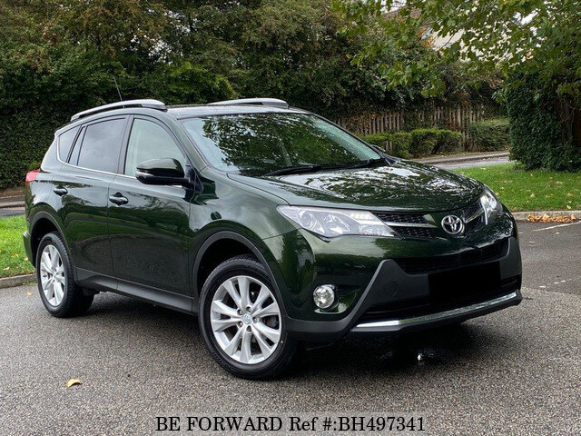 Used 2013 TOYOTA RAV4 BH497341 for Sale