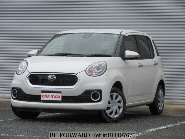 Used 2019 DAIHATSU BOON BH497670 for Sale