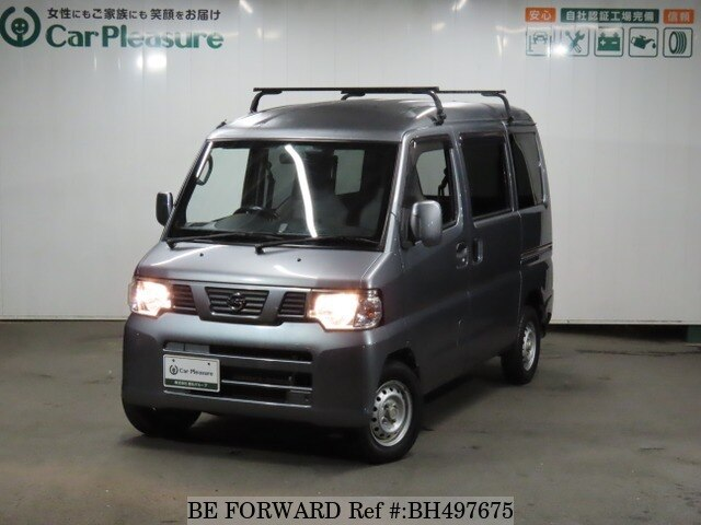 Used 2012 NISSAN CLIPPER BH497675 for Sale