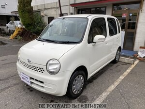 Used 2005 DAIHATSU MOVE LATTE BH497690 for Sale