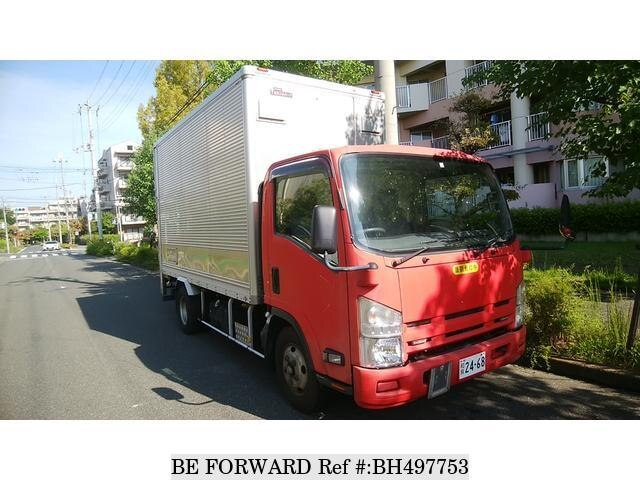 Used 2008 ISUZU ELF TRUCK BH497753 for Sale