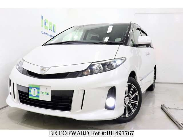 Used 2013 TOYOTA ESTIMA BH497767 for Sale
