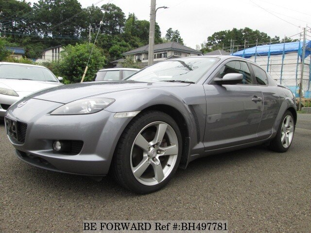 Used 2003 MAZDA RX-8 BH497781 for Sale