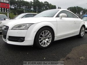 Used 2008 AUDI TT BH497788 for Sale
