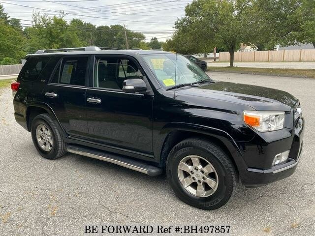 Used 2011 TOYOTA 4RUNNER BH497857 for Sale