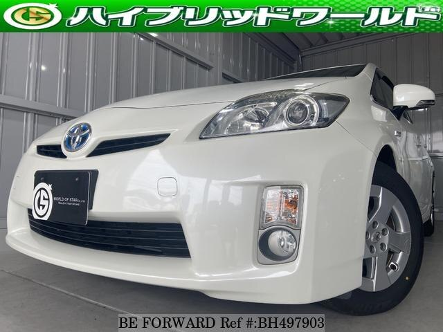 Used 2009 TOYOTA PRIUS BH497903 for Sale