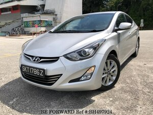 Used 2015 HYUNDAI ELANTRA BH497924 for Sale