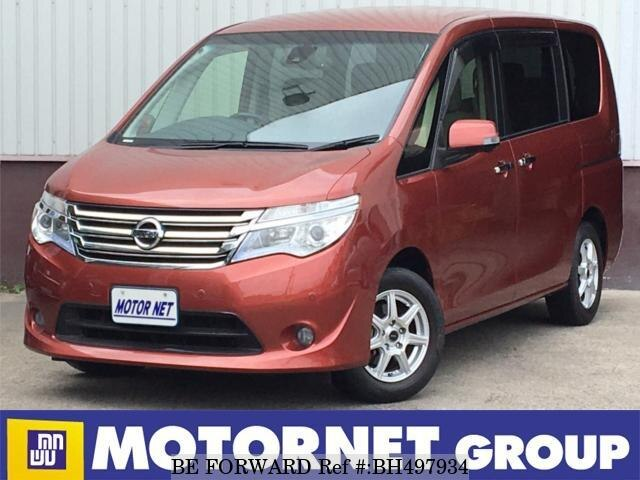 Used 2014 NISSAN SERENA BH497934 for Sale